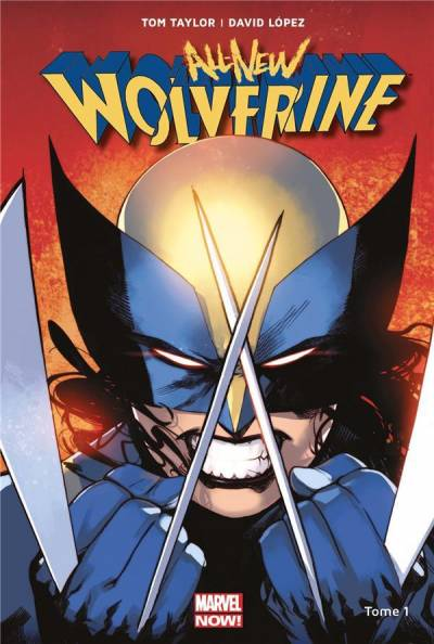 ALL NEW WOLVERINE #1