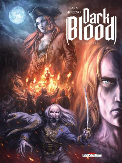 DARK BLOOD #1: ICARE