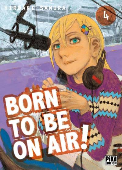 BORN TO BE ON AIR! #4