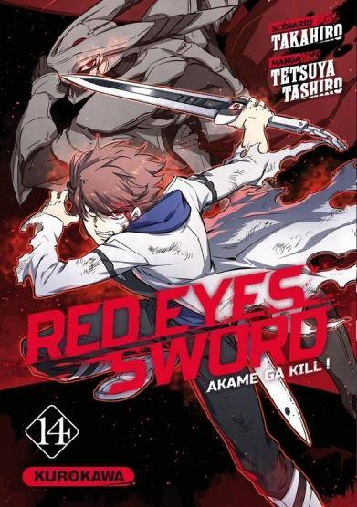RED EYES SWORD – AKAME GA KILL #14