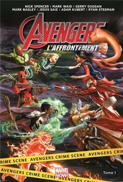 AVENGERS – L'AFFRONTEMENT #1