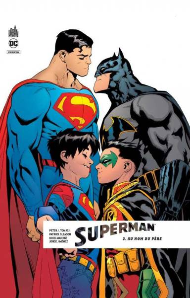 SUPERMAN REBIRTH #2