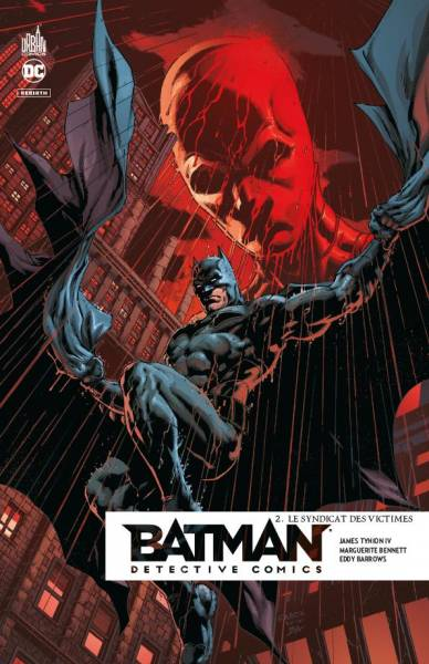 BATMAN DETECTIVE COMICS #2