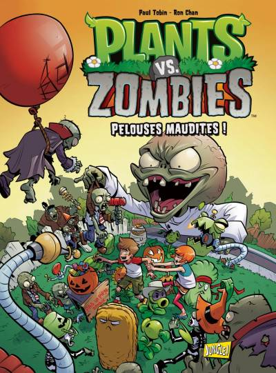 PLANTS VS ZOMBIES #8