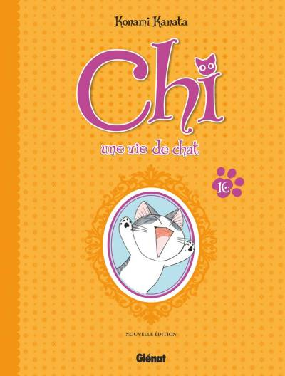 CHI – UNE VIE DE CHAT (GRAND FORMAT) #16