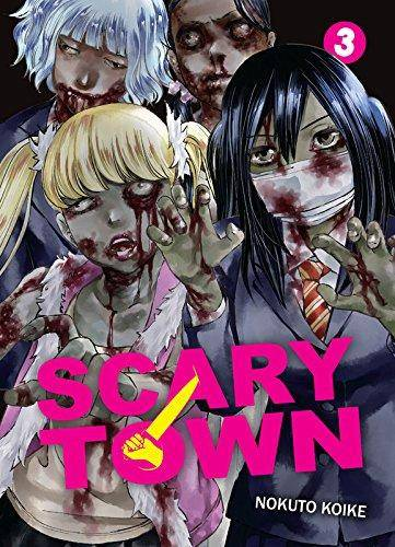 SCARY TOWN #3