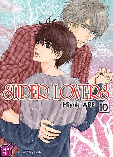 SUPER LOVERS #10