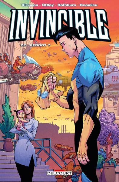 INVINCIBLE #22: REBOOT ?
