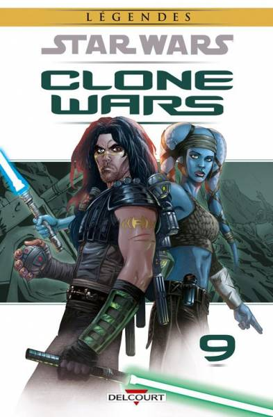 STAR WARS – CLONE WARS #9: NED