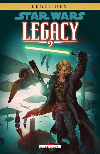 STAR WARS – LEGACY #9: NED