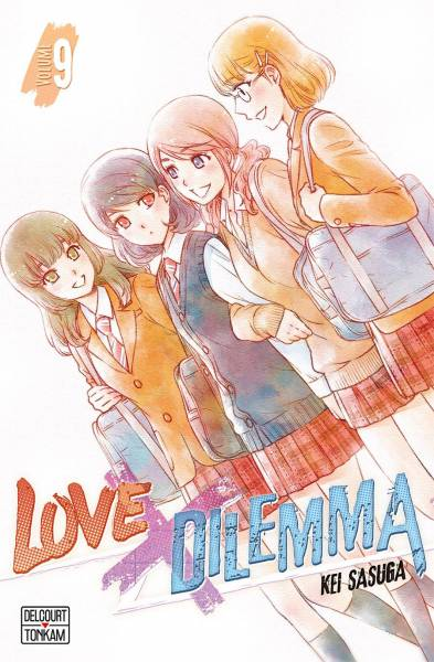 LOVE X DILEMMA #9