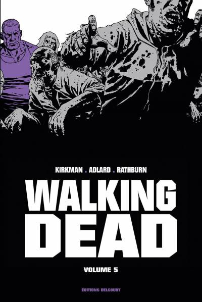 WALKING DEAD: WALKING DEAD « PRESTIGE » VOL V