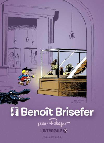 BENOIT BRISEFER #3: INTEGRALE