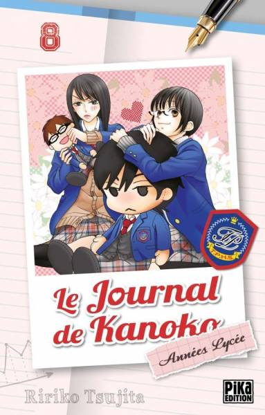LE JOURNAL DE KANOKO – ANNEES LYCEE #8