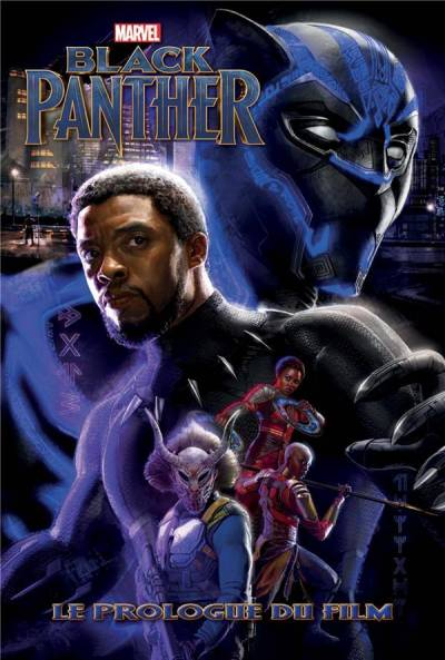 BLACK PANTHER: LE PROLOGUE DU FILM