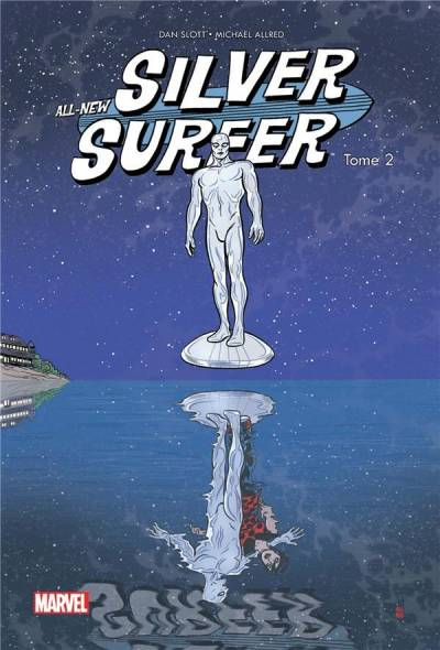 ALL NEW SILVER SURFER #2
