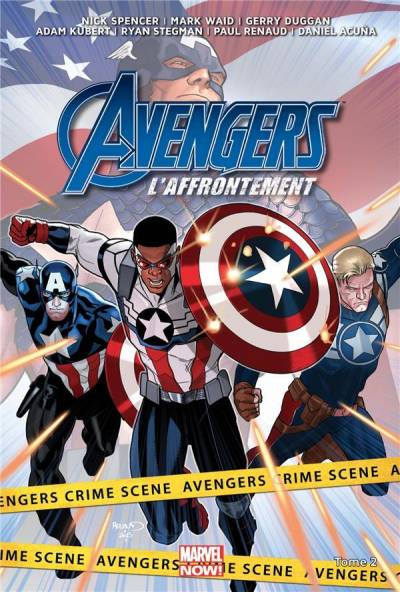 AVENGERS – L'AFFRONTEMENT #2