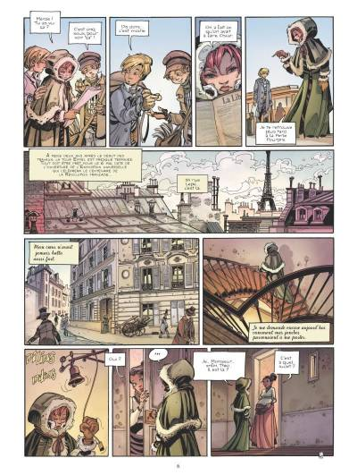 CHIMERE(S) 1887 #6: NUIT ETOILEE