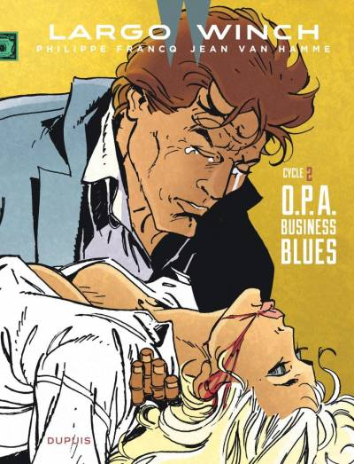 LARGO WINCH: DIPTYQUES (TOMES 3 & 4)