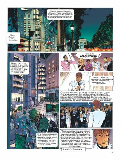 LARGO WINCH: DIPTYQUES (TOMES 5 & 6)