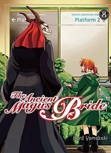 THE ANCIENT MAGUS BRIDE #8