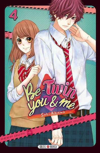 BE-TWIN YOU & ME #4