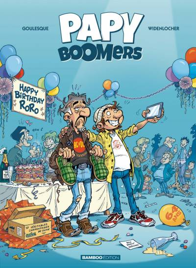 PAPY BOOMERS #1