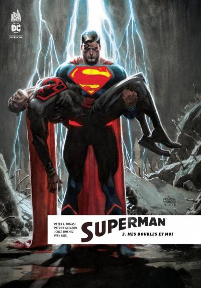 SUPERMAN REBIRTH #3