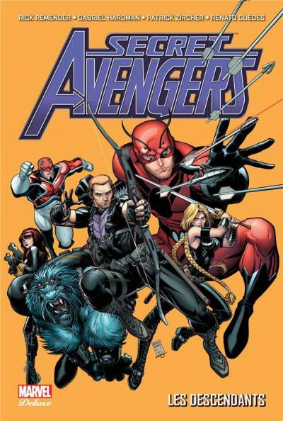 SECRET AVENGERS #1: LES DESCENDANTS