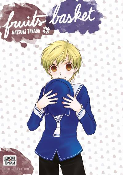 FRUITS BASKET #4: EDITION DOUBLE