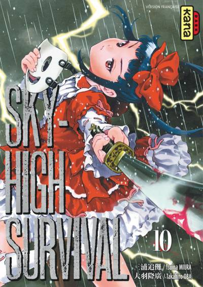 SKY-HIGH SURVIVAL #10