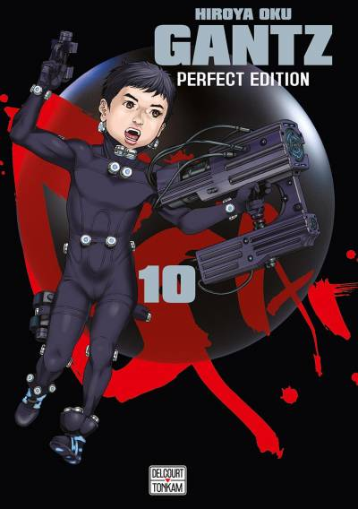 GANTZ #10: PERFECT EDITION