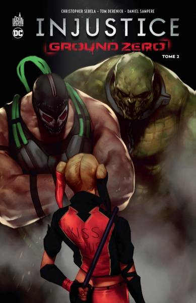 INJUSTICE GROUND ZERO #2