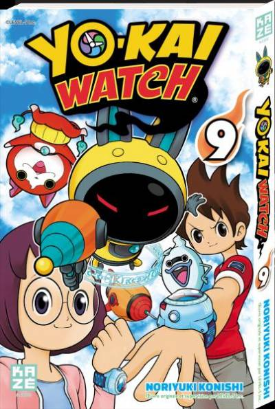 YO-KAI WATCH #9