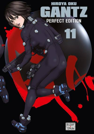 GANTZ #11: PERFECT EDITION