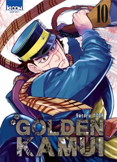 GOLDEN KAMUI #10