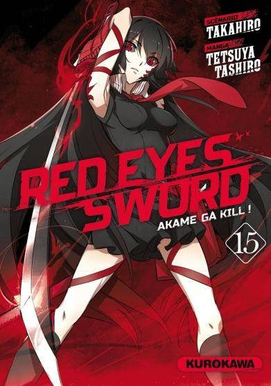 RED EYES SWORD – AKAME GA KILL #15