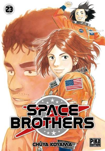 SPACE BROTHERS #23