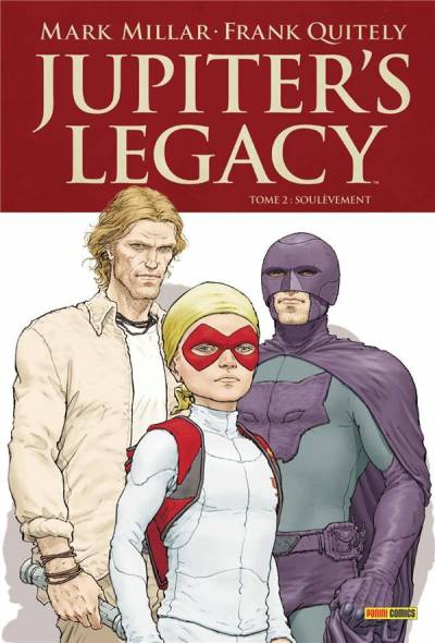 JUPITER'S LEGACY #2: SOULEVEMENT