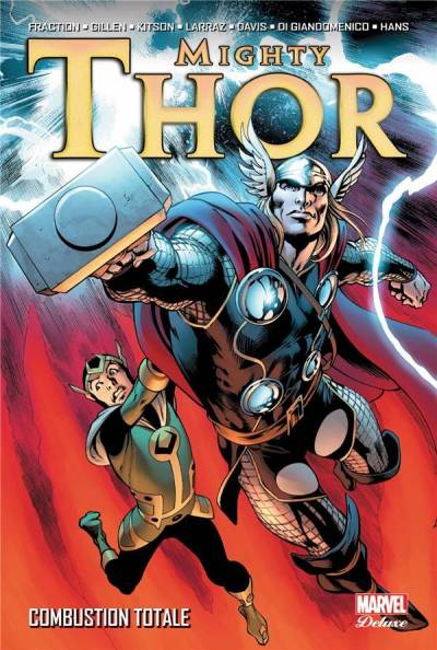 MIGHTY THOR #2: COMBUSTION TOTALE