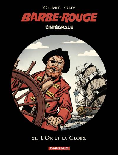 BARBE-ROUGE #11: INTEGRALE