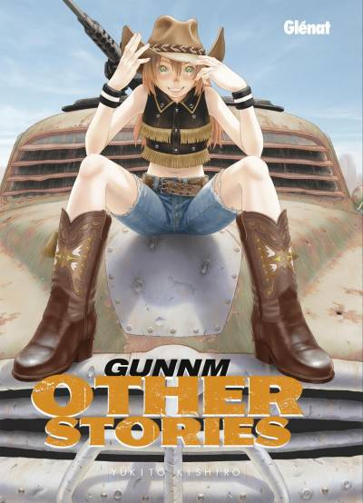 GUNNM: OTHER STORIES – EDITION ORIGINALE