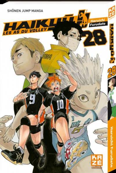 HAIKYU!! LES AS DU VOLLEY #28