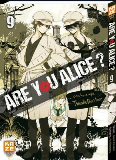 ARE YOU ALICE ? #9