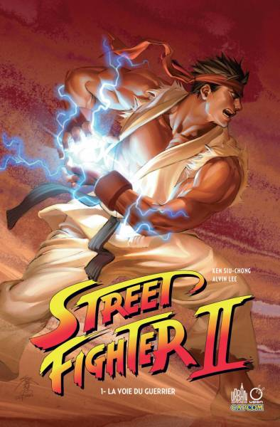 STREET FIGHTER II #1