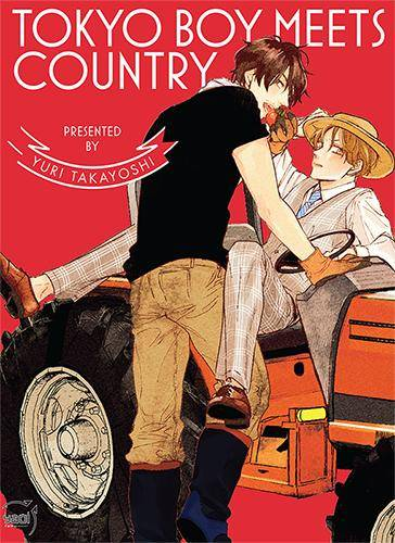 TOKYO BOY MEETS COUNTRY #1