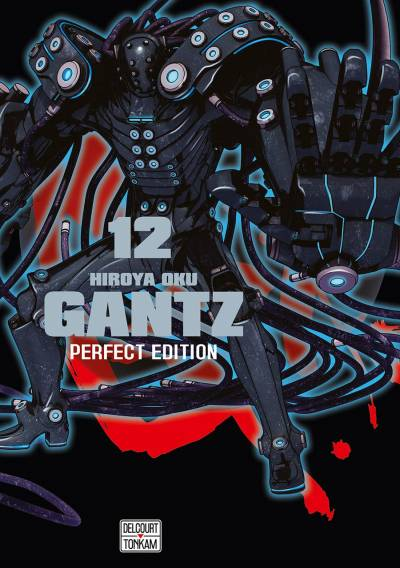 GANTZ #12: PERFECT EDITION