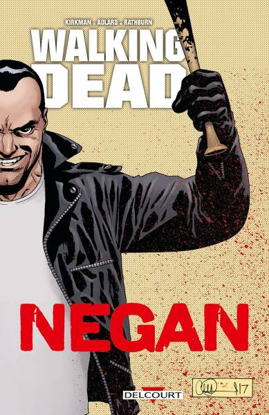 WALKING DEAD: NEGAN