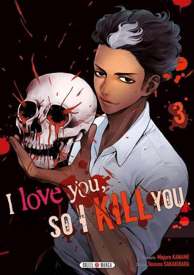 I LOVE YOU SO I KILL YOU #3