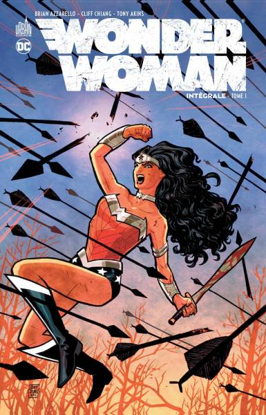 WONDER WOMAN #1: INTEGRALE